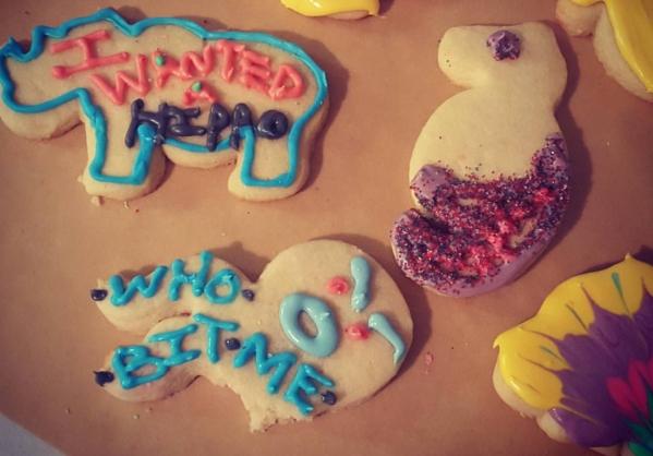 Zarah's crappy cookies 2